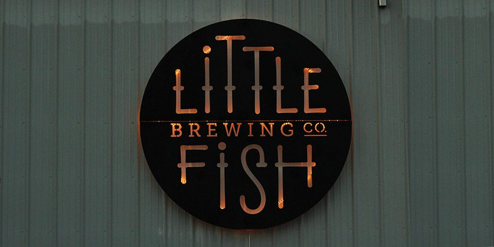 Cincy Brewcast plugs in at Little Fish