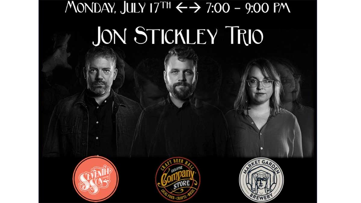 Jon Stickley Trio w/ Seventh Son and Market Garden