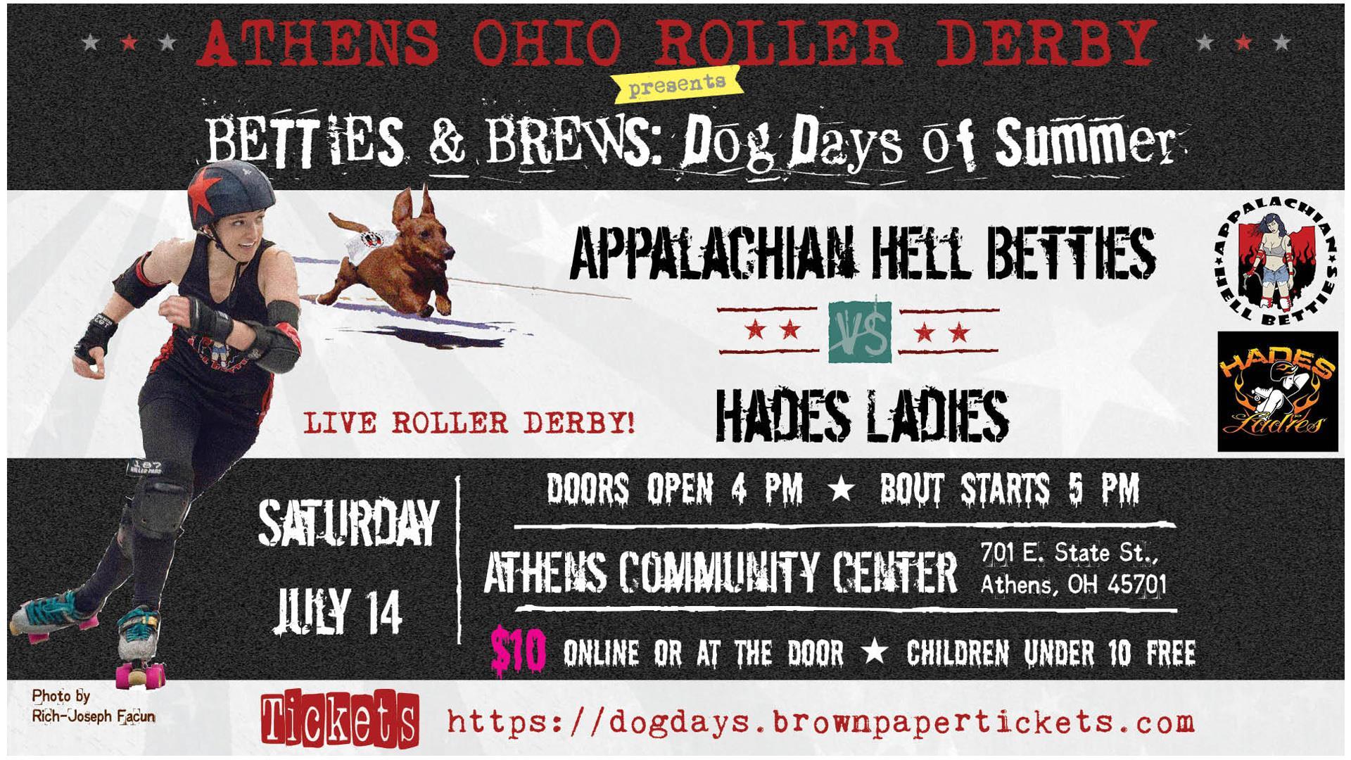 Betties & Brews: Dog Days of Summer