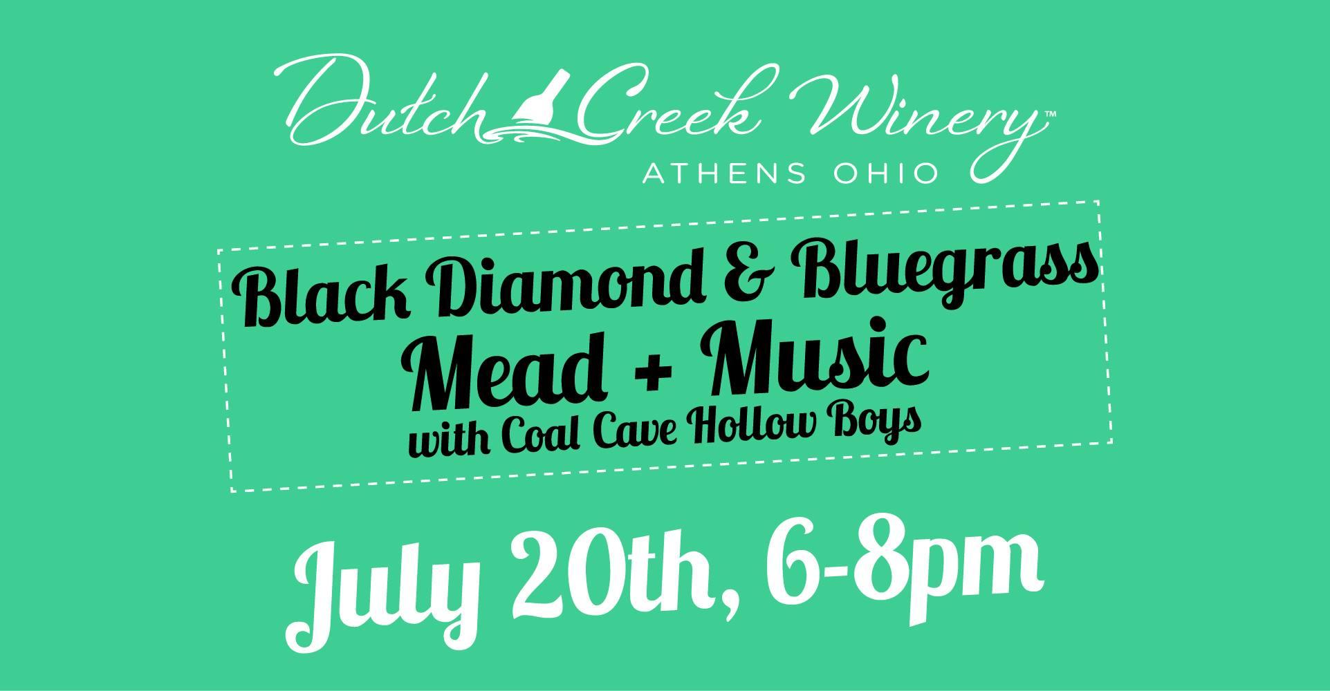 Black Diamond & Bluegrass: Mead + Music
