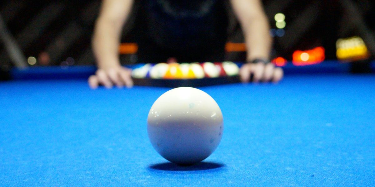 Doubles Pool Tournament - Sponsored by Royal Docks Brewing